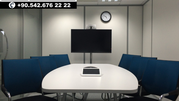 Mobile meeting room Systems